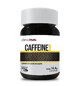 Caffeine Mais 30 caps - Cafeína Clinicmais