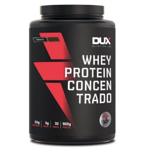 WHEY PROTEIN CONCENTRADO, Dux Nutrition Lab, 900g