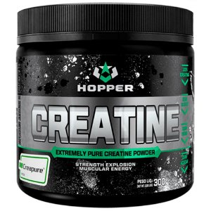 CREATINE, Hopper Nutrition, Crossfit, Creatina Creapure, 300g