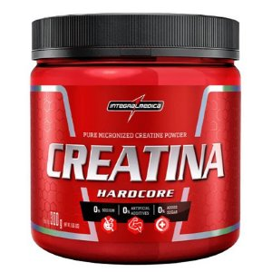 CREATINA HARDCORE, IntegralMedica, 300g