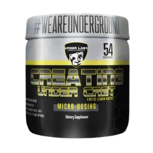 CREATINE UNDER CRET, Micro-Dosing, Under Labz, Creatina, 60g