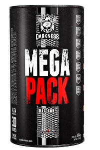MEGA PACK HARDCORE (30 doses) - DARKNESS