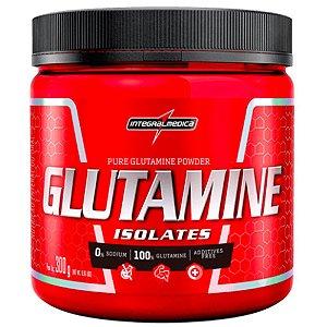 GLUTAMINE ISOLATES, IntegralMedica, Glutamina, 300g