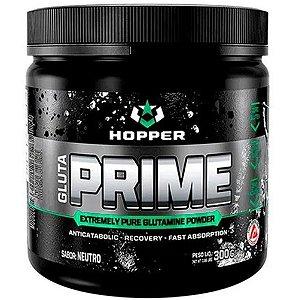 GLUTA PRIME, Hopper Nutrition, Glutamina, 300g