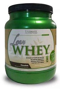 LEAN WHEY 1 lbs (454g) - wpi hidrolizado ULTIMATE NUTRITION