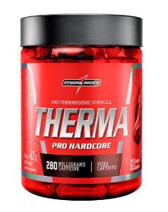 THERMA PRO HARDCORE (60 Caps. ou 120 Caps.) - IntegralMedica