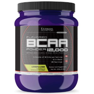 BCAA POWDER 12000, Ultimate Nutrition, 228g, 2:1:1