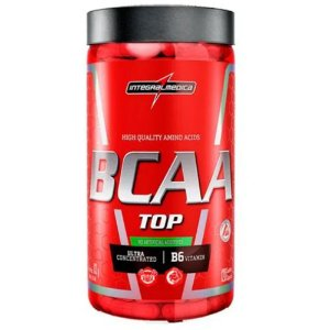 BCAA Top, IntegralMedica, 120 caps