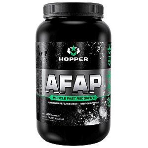 AFAP RECOVERY, Hopper Nutrition, Recuperdor de Glicogênio, 1,364g
