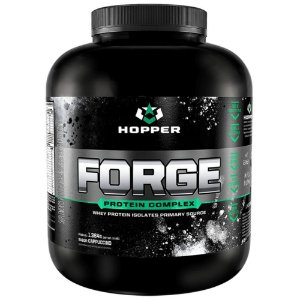 FORGE, Hopper Nutrition, whey protein 3w, 1,364g
