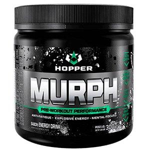 MURPH, Hopper Nutrition, Pré-Treino, 300g