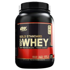 GOLD STANDARD 100% WHEY, ON, Optimum Nutrition, 907g