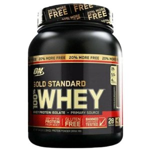 GOLD STANDARD 100% WHEY, ON, Optimum Nutrition, 1,09kg