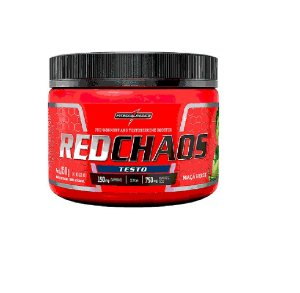 RED CHAOS TESTO 150g - Integralmédica