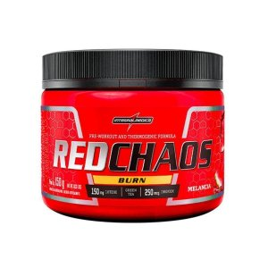 RED CHAOS BURN 150g - Integralmédica