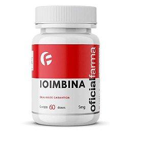 Ioimbina 60 caps - Oficialfarma