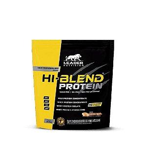 HI-BLEND PROTEIN 900g - hi blend proteína LEADER NUTRITION