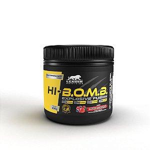 HI-BOMB 200g - Pre-treino LEADER NUTRITION