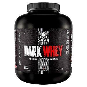 Darkwhey 2,3Kg - Whey Concentrado Wpc Darkness Integralmédica