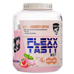 Flexx Tasty Whey (1,8Kg) - Wpc Wpi - UNDER LABZ