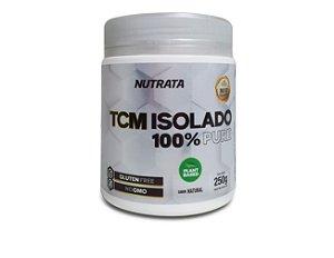 TCM ISOLADO - 250G - MCT NUTRATA