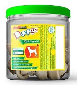"Osso Doogs Nó Natural 2/3"" 500g"