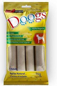 Palitos Doogs Natural 15mm 70g