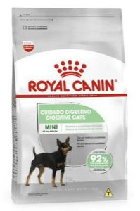 Ração Royal Canin Cão Adulto Mini Digestive Care 1Kg