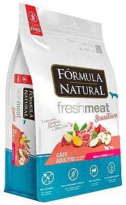 Ração Formula Natural Fresh Meat Cao Ad Sensitive Mini/Rp 1kg