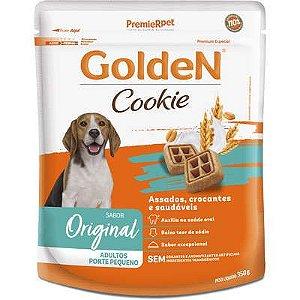 Cookie Golden Cão Adulto Pequeno Porte 350g