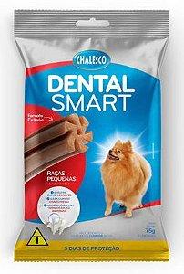 Snack Dental Smart Chalesco Rp 75g 5un