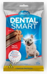 Snack Dental Smart Chalesco Rm 120g 5un