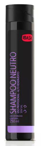 Shampoo Ibasa Neutro 250ml