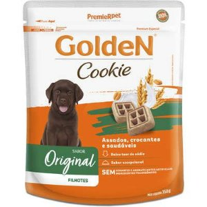 Cookie Golden Cão Filhote 350g
