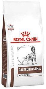 Ração Royal Canin Veterinary Diet Cão Gastro Intestinal High Fibre 2kg