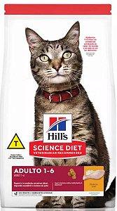 Ração Hill's Science Diet Gato Adulto Cuidado Excelente 6Kg