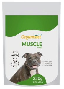 Suplemento Vitamínico Muscle Dog 250g
