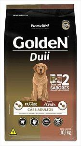 Ração Golden Duii Cão Adulto Frango E Carne 10kg