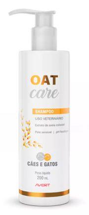 Shampoo Oat Care 200ml