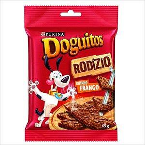 BIFINHO DOGUITOS FRANGO 65G
