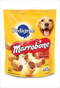 Biscoito Pedigree Cão Adulto Marrobone 500g