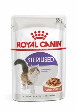 Sache Royal Canin Gato Adulto Sterilised 85g