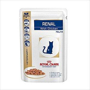 Sache Royal Canin Gato Adulto Renal 85g