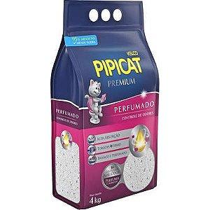 Areia Pipicat Premium Perfumado 4kg