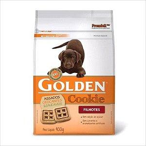 Cookie Golden Cão Filhote 400g