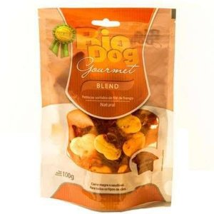 Snack Bio Dog Gourmet Blend 100g
