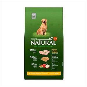 Ração Guabi Natural Cao Adulto Raça Grande Frango E Arroz 15kg