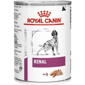 Lata Royal Canin Veterinary Diet Cão Renal 410g