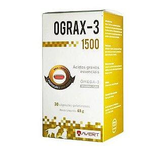 Suplemento Ograx-3 1500