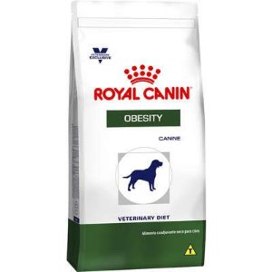 Ração Royal Canin Veterinary Diet Cão Obesity 1,5kg
